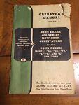 Operators Manual John Deere 400 Series Row Crop Cu picture