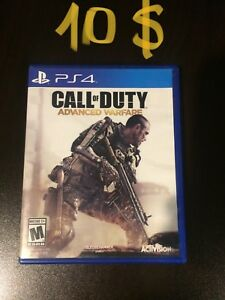 PS4 mint condition games