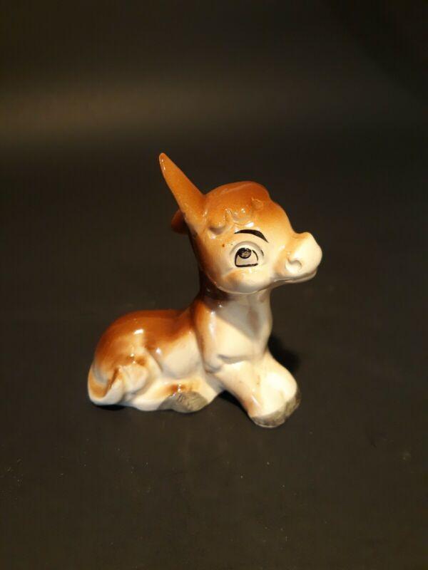 Vintage Donkey Figurine