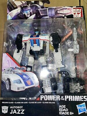 Transformers Power Of The Primes POTP Deluxe Class Jazz MOSC