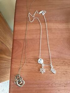 Two beautiful necklaces