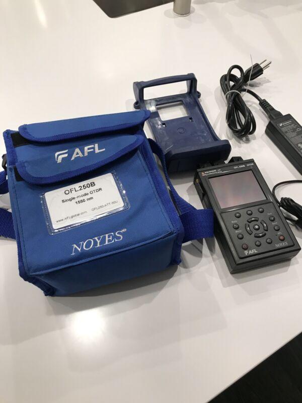 Noyes AFL OFL 250 Fiber OTDR OFL250 with VFL & Power meter 1310nm/1550nm