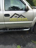 Foundation repairs and waterproofing- spring deals