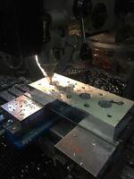 RSM Custom Machining/TIG Welding/3D Printing