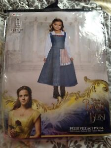 Beauty and the Beast Costume 3T-4T