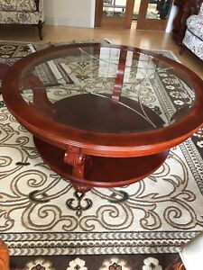 Coffee table set -SOLD