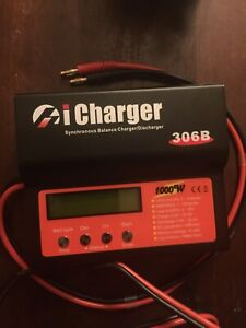 iChatger  306B 30A 6S Lithium battery balancing charger