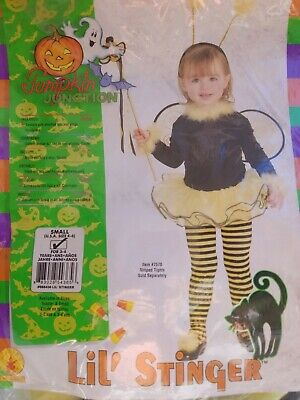 Little stinger bee RUBIES  Child Costume SIZE - Little Bee Kostüme
