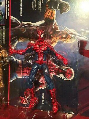 """Marvel Legends Universe 3.75"""" inch SPIDER-MAN FIGURE *NEW LOOSE*  Shocker 2-Pack"""