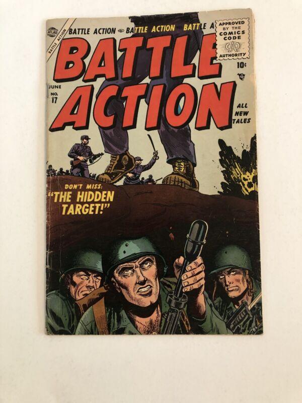 Battle Action #17