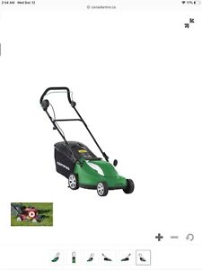 Brand new Certified 10A Electric Lawn Mower,14-in
