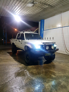 91 toyota hilux 2.8 turbo diesel Windsor Hawkesbury Area Preview