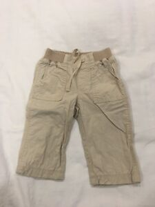 Baby Gap Lined Trousers. Size 3-6m