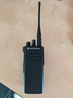 Motorola DP4400 UHF Digital MotoTRBO Radio