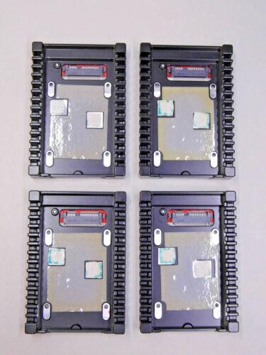"(Lot of 4) WD IcePack 2.5"" SAS to 3.5"" SATA Adapter"