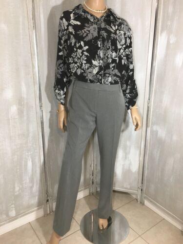 Mac & Jac Womens Dress Pants Size 6 Color Gray