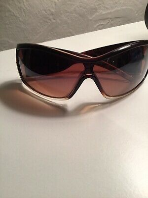 Authentic Dolce & Gabbana Brown Sunglasses Women