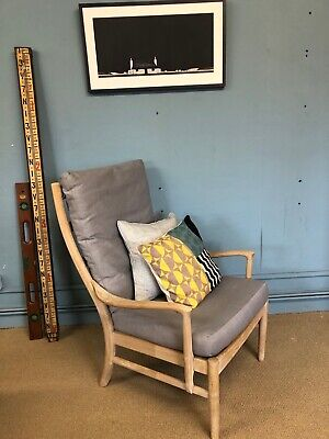 STUNNING MID CENTURY VINTAGE PARKER KNOLL EASY CHAIR