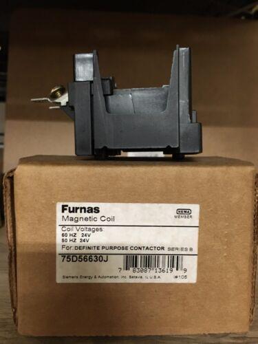 Furnas 75D56630J 24V Magnetic Coil for Definite Purpose Contactor