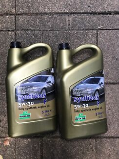 5W-30 ROCK OIL SYNTHETIC ENGINE OIL x2