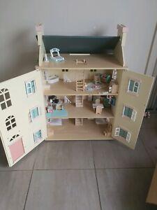 la toy van cherry tree doll house