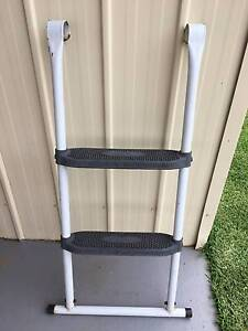 Two step trampoline ladder Traralgon Latrobe Valley Preview