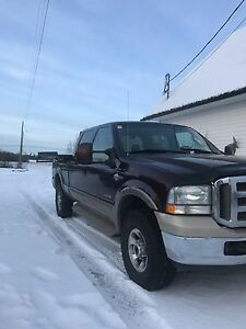 2004 Ford F350 King Ranch