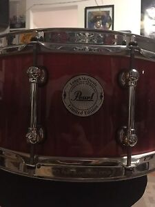 Limited edition pearl snare drum Kingston Kingston Area image 2