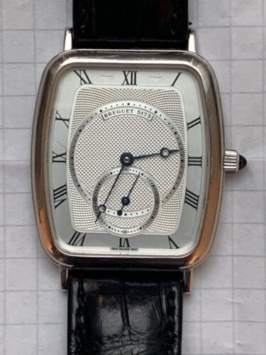 Breguet Heritage 18 k White Gold Automatic . In Excellent Condition. (15)