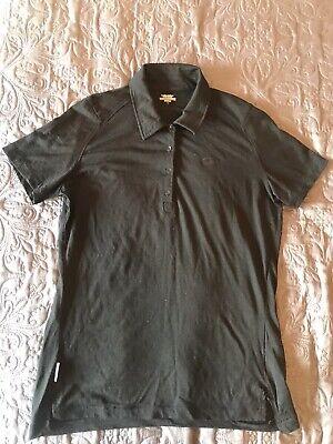 Icebreaker Pure Merino T-shirt Women's Large