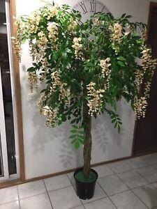 Artificial Indoor Wisteria Tree