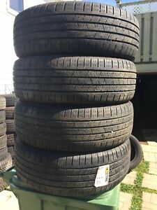 P235/65/17 inch All Season Tires / GOOD TREAD
