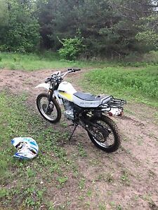 2004 mfc 125 four stroke