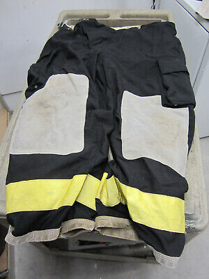 Size 46 26 Globe Fire Fighter Turnout Pants Womens Vgc