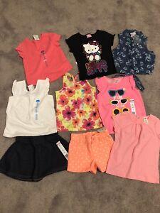 Brand New Summer Girls Clothing