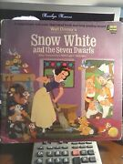 Snow White Book and Record