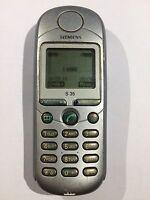 Original Siemens S35 Gsm Cellular Made In Germany Vintage Unlocked Phone Working - siemens - ebay.it