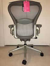 Herman Miller Aeron Chair - Size B Wolli Creek Rockdale Area Preview