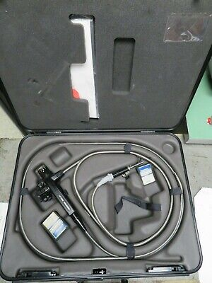 Olympus If8c5-20 Industrial Fiberscope W Case And Accessories - Ni57
