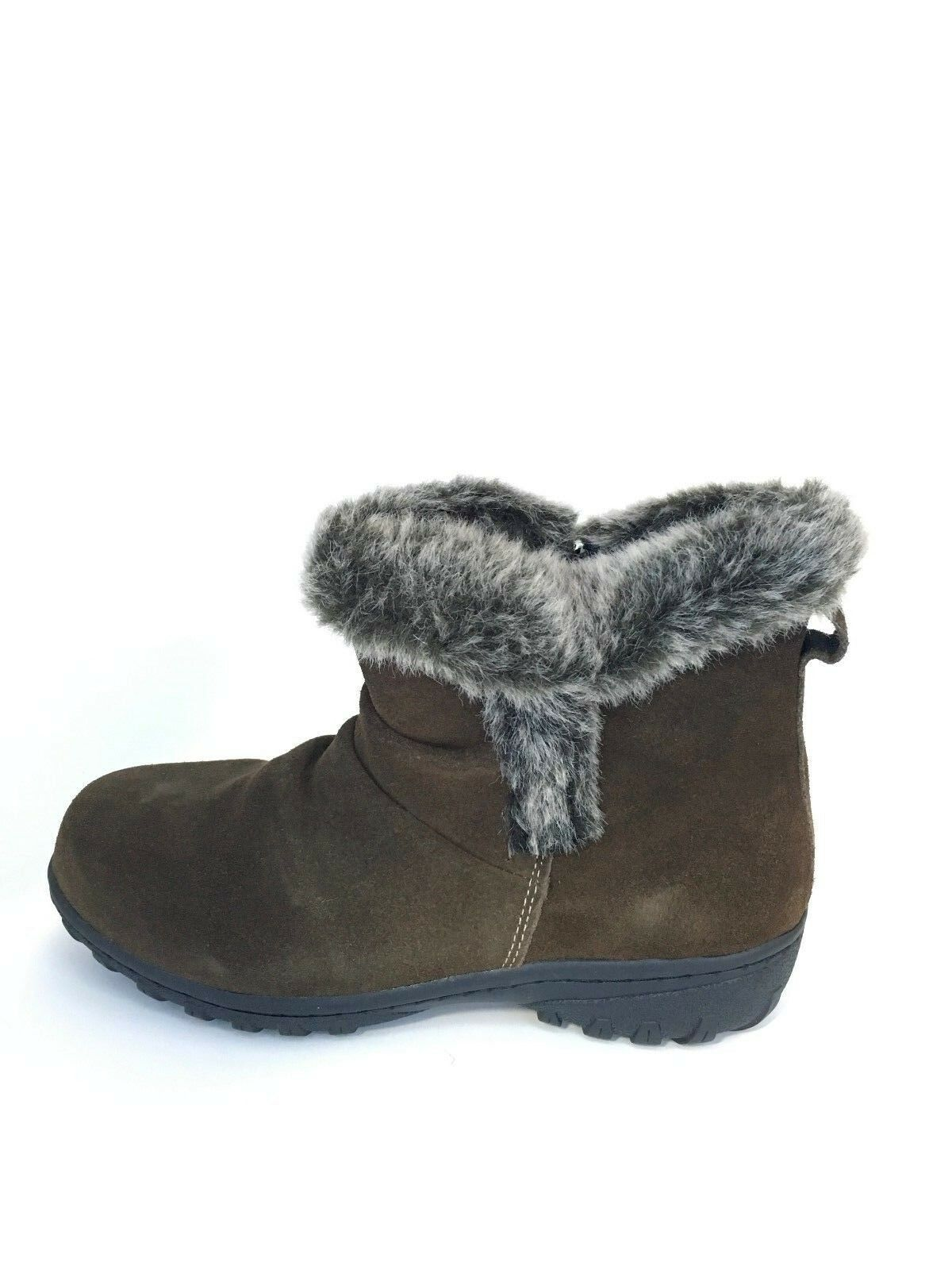 NEW - Khombu Women's Lisa All Weather Snow Winter Boots Brown - Pick Size