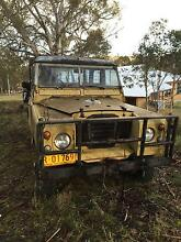 Vintage Land Rover (4X4) Randwick Eastern Suburbs Preview