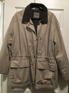 Men's Fall and Winter Jacket