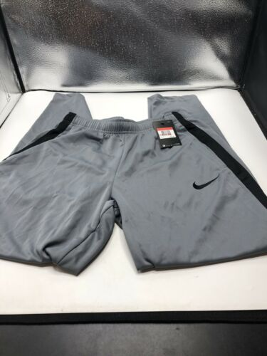 Nike Mens Epic Knit Pants Cool Grey/Black Large
