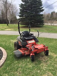 "52"" Zero Turn Lawnmower"