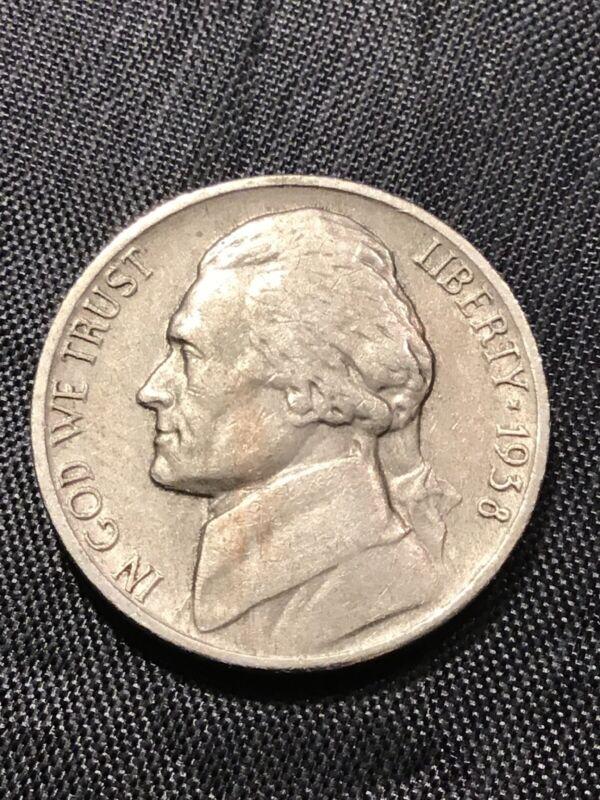 1938 D Jefferson Nickel - 15% off 5+