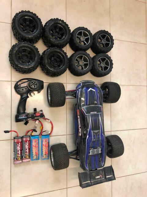 RC truck-Traxxas E revo | Toys - Outdoor | Gumtree Australia