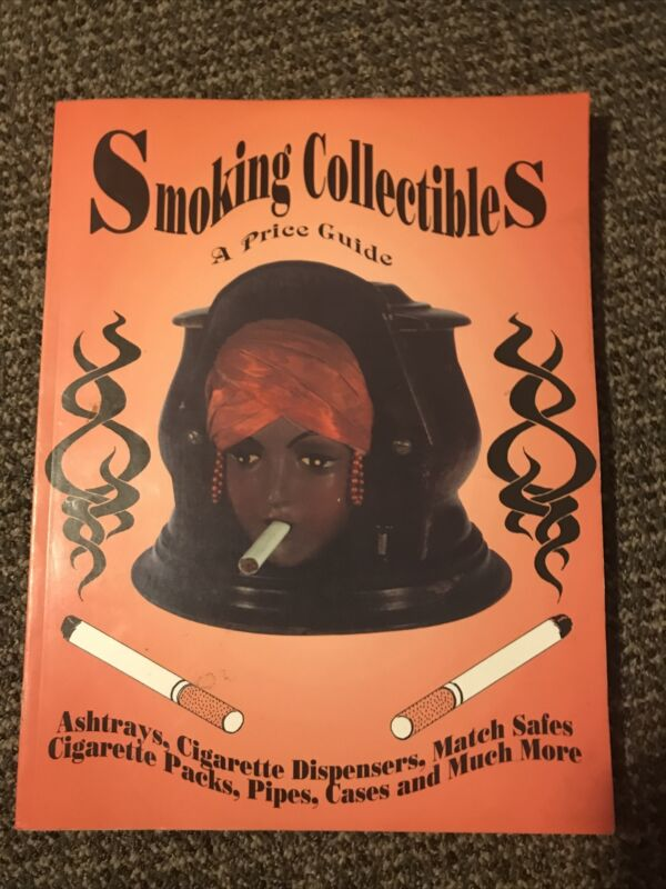 Smoking Collectiblesby Neil Wood   Paperback