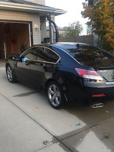 2012 Acura TL SH-AWD tech package
