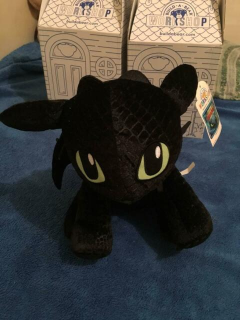 Build A Bear How To Train Your Dragon 3 Toys Indoor