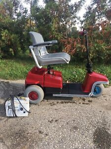 Invacare mobility scooter
